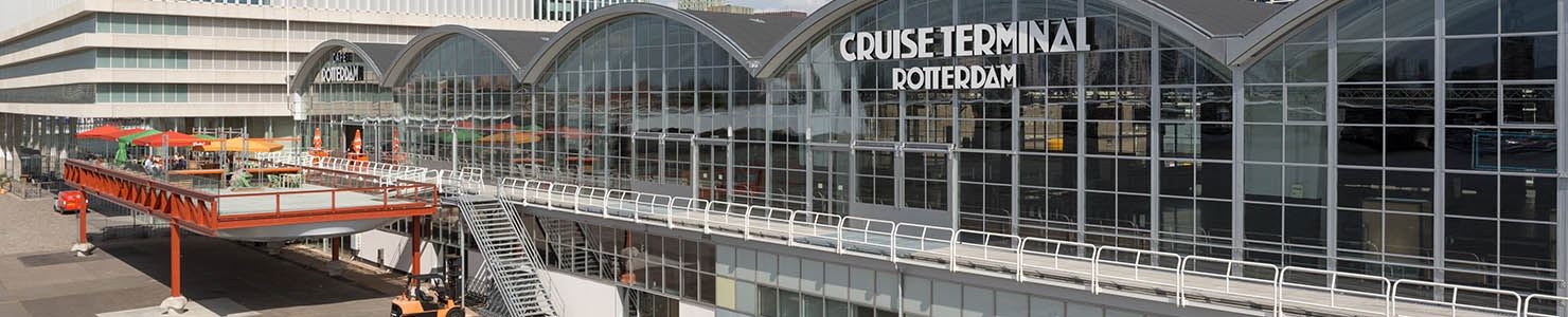Cruise Terminal_Rotterdam_haven_ABT