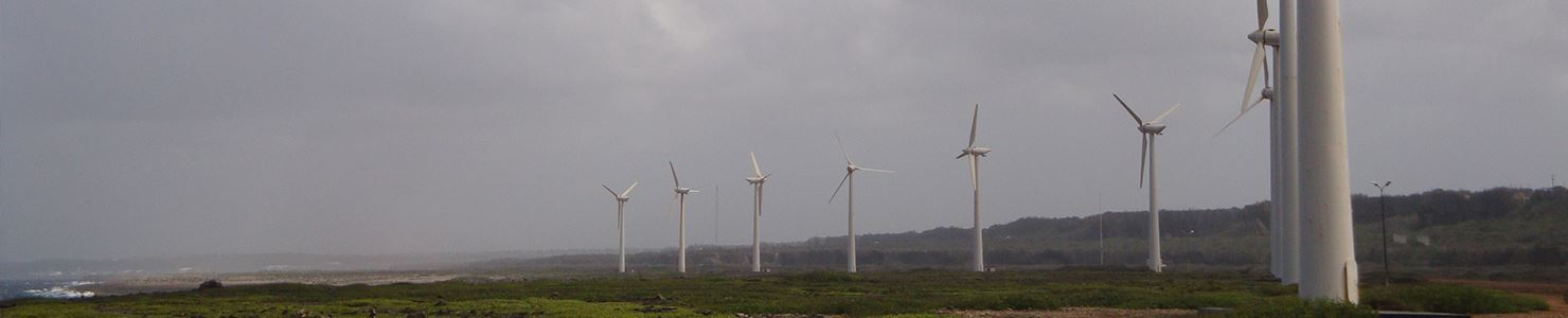 Wind farms Tera Korá & Playa Canoa