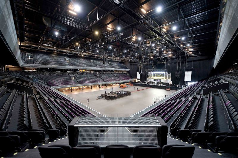 Ziggo dome amsterdam abt consulting engineers for Design consultancy amsterdam